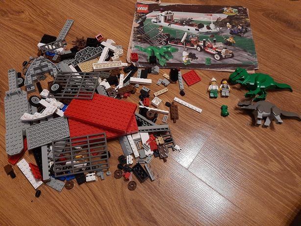 Lego 5975 Porwanie tyranozaura unikat