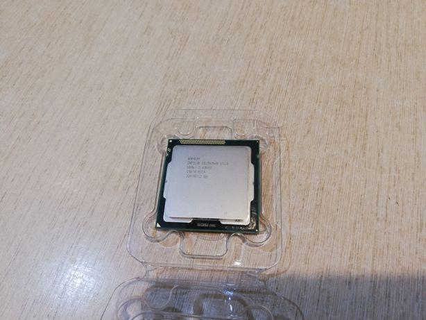 Процессор Intel Celeron G550