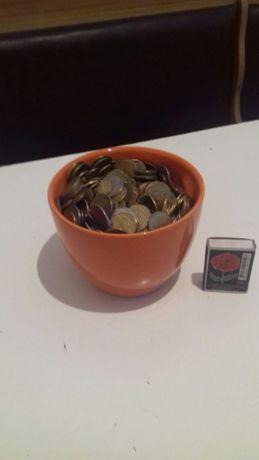Монети різних років