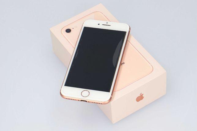 iPhone 8 64GB Rose Gold Gwarancja dodatkowe ubezpieczenie