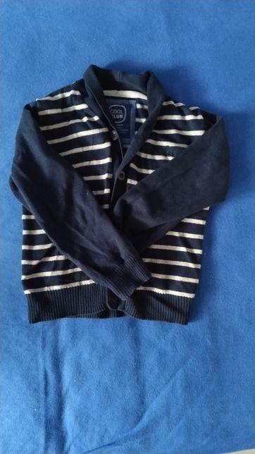 Cool Club Smyk sweter chłopięcy 110 cm