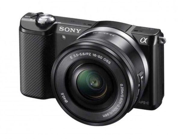 Máquina Fotográfica Sony a5000