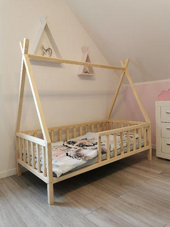 Łóżko TIPI. Styl Skandynawski