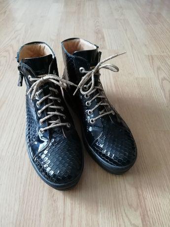 Botki buty na platformie VENEZIA r 39