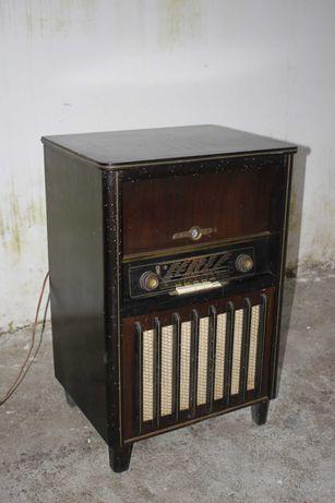 Radio gira discos - EMUD - Meio do século anos 50 / 60 - Alemão