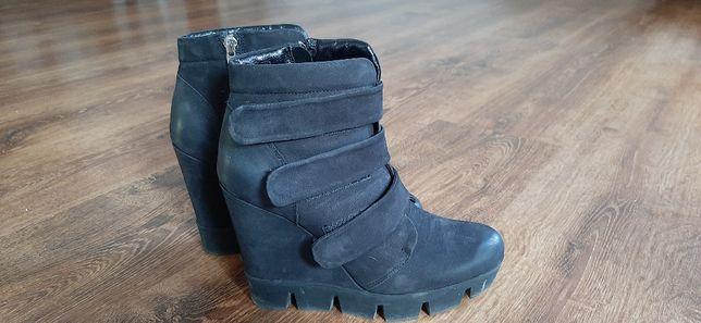 zimowe buty OCHNIK