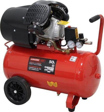 Compressor de Ar 50L 3HP - MADER® | Power Tools