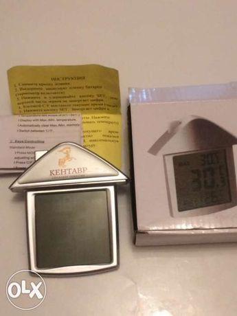 Продам новый термометр на присоске