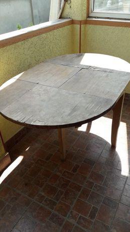 Круглый стол (раздвижной)