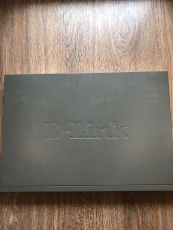 Коммутатор D-Link 48 портовый