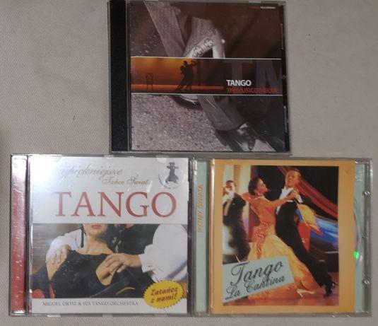 Tango na płytach cd