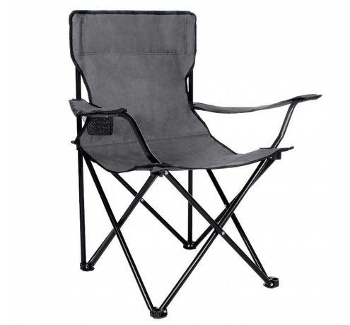 Krzesło WĘDKARSKIE turystyczne składane FOTEL RYBY