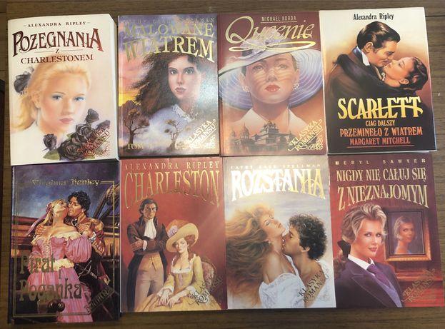Klasyka romansu romanse 15 książek