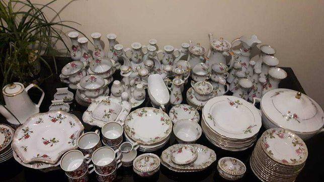 Porcelana IWONA zestaw