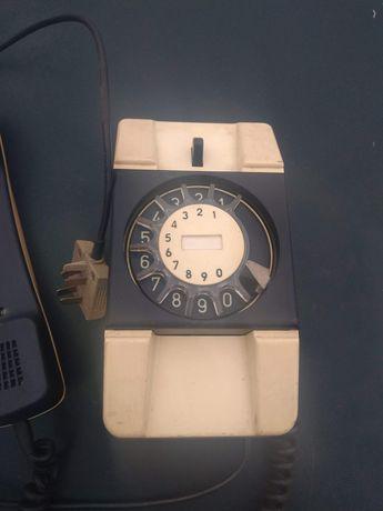 Telefon tarczowy PRL