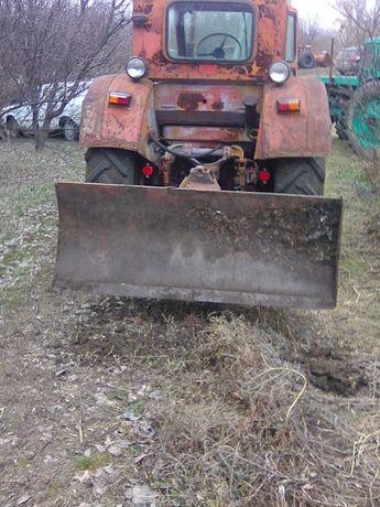 лопата на трактор т40 юмз мтз т150