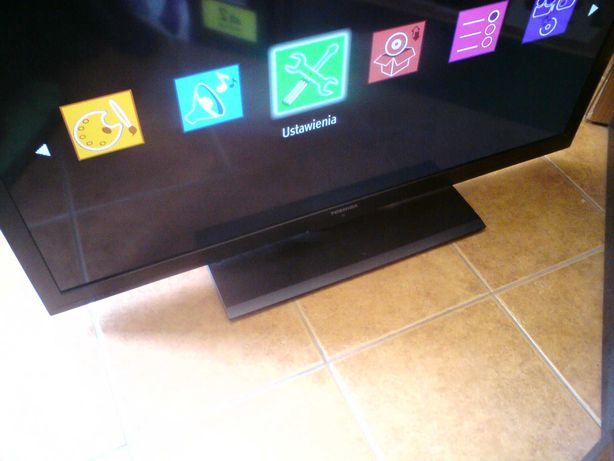 TV led 46' Toshiba, 46BL712G z dekoderem DVB-T, usb, hdmi, eurozłącze