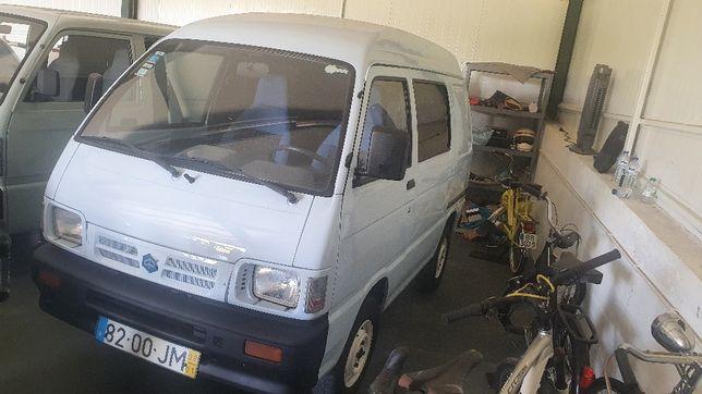Carrinha PIAGIO diesel
