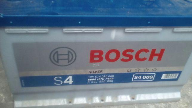 Аккумулятор Бош 75