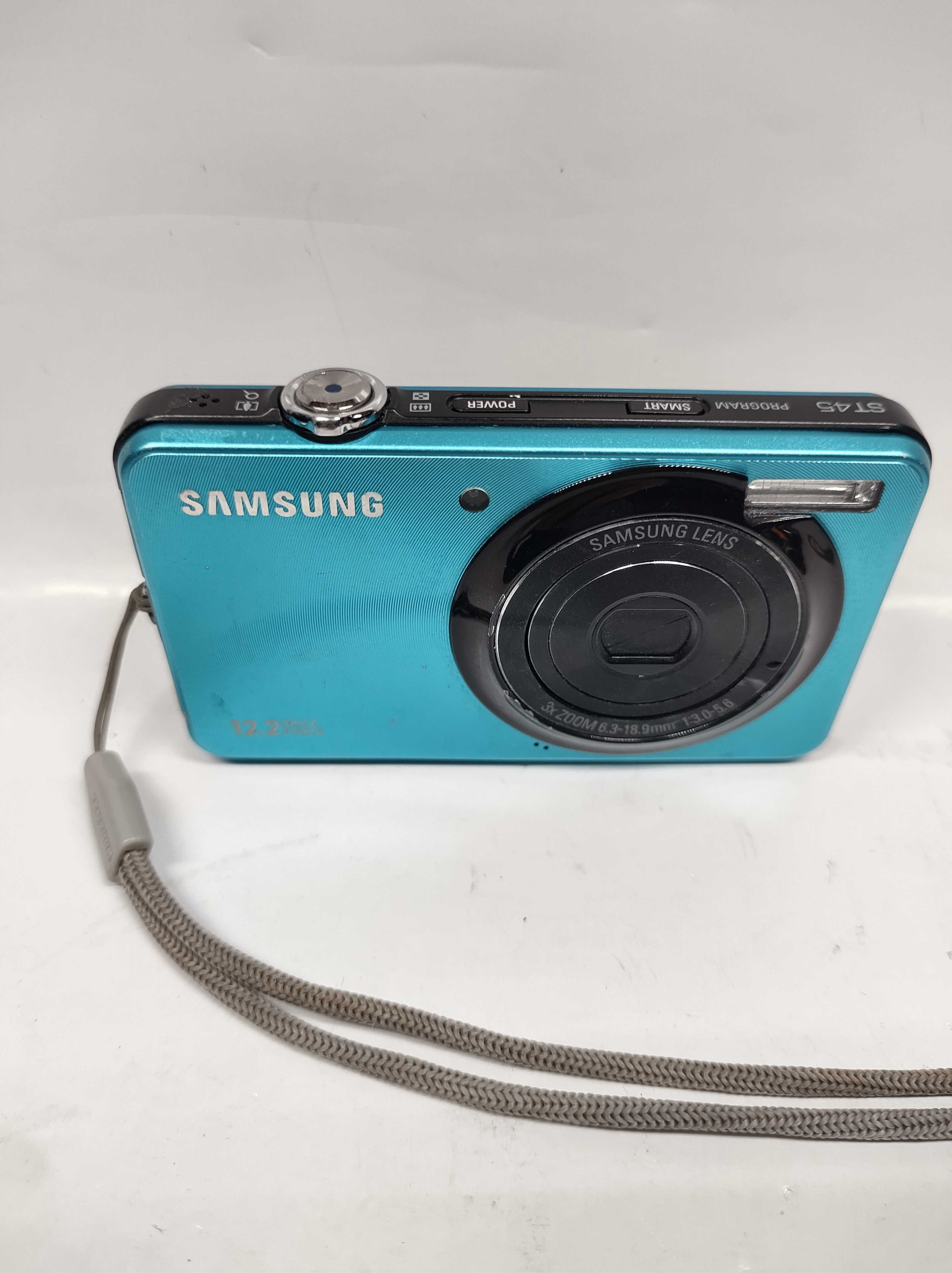 Aparat Fotograficzny Samsung ST45 (brak baterii) Lombard Dębica