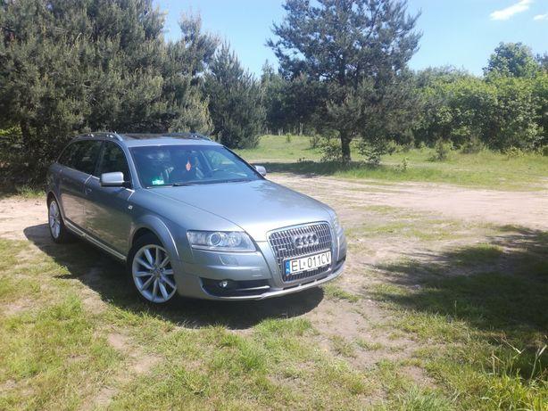 Audi A6 C6 Quattro Allroad Salon Polska stan bdb