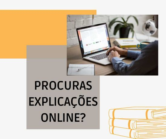 Explicações - Português A/História A