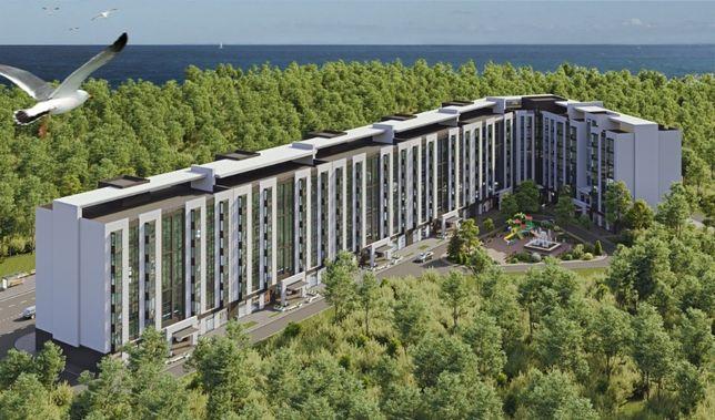 Смарт-квартира на берегу моря с ежемесячным платежом 200 $