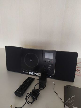 Wieża stereo radio Internetowe CD/DAB+ Spotify BT