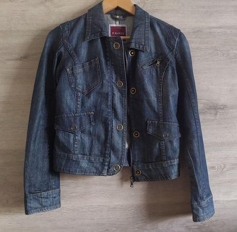 Джинсовая куртка для подростка