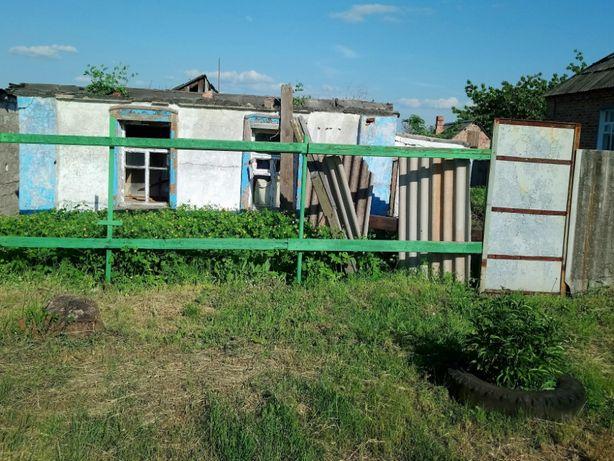 Продам участок,дом на Ступках