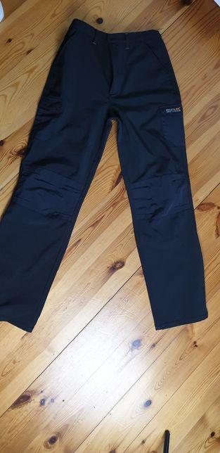 Spodnie softshel dziecięce 152