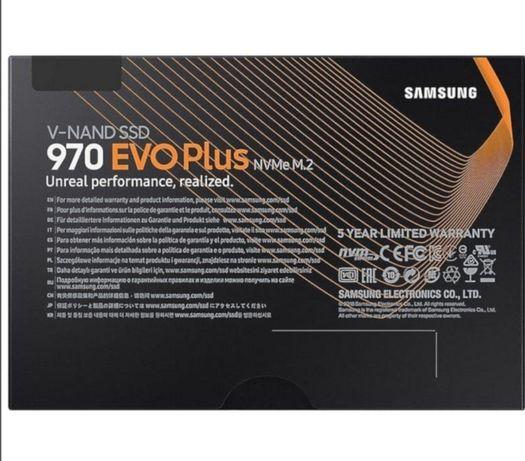 Disco Duro SSD 500GB Samsung 970 EVO Plus NVMe M.2