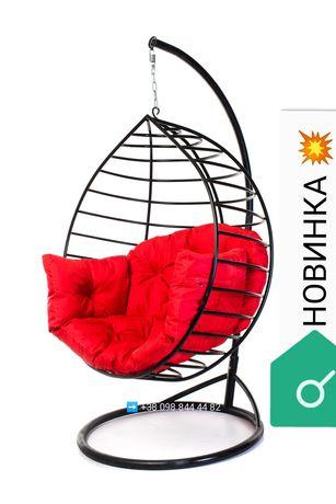 Садовая качель НОВИНКА  кокон подвесное кресло