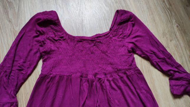 Tunika szersza, moze byc ciążowa, sukienka