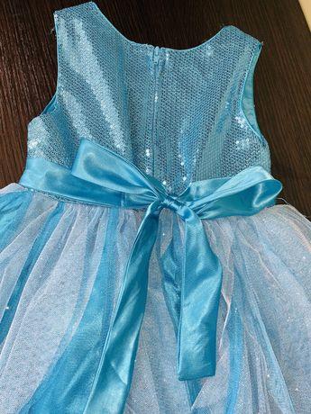 Нарядное платье 6 лет