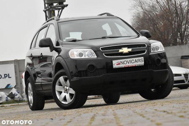 Chevrolet Captiva 7 osóbowy 100% BEZWYPADKOWY 100% SPRAWNY Gwarancja!