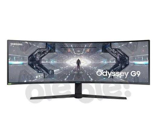 "Samsung QLED 49"" Odyssey G9 LC49G95TSSIXCI 1ms 240Hz"