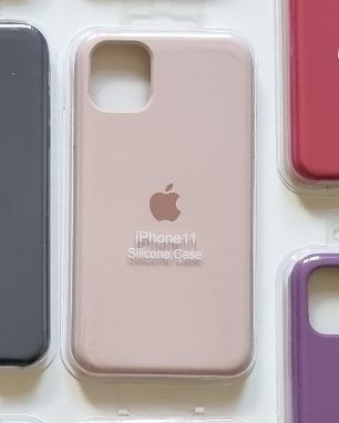 Etui Sillicone Case Apple Iphone 11