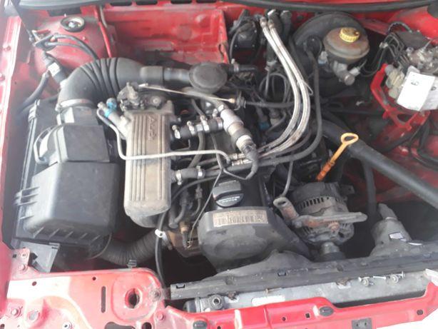 Silnik abk 115km audi 80 b4 z calym osprzetem