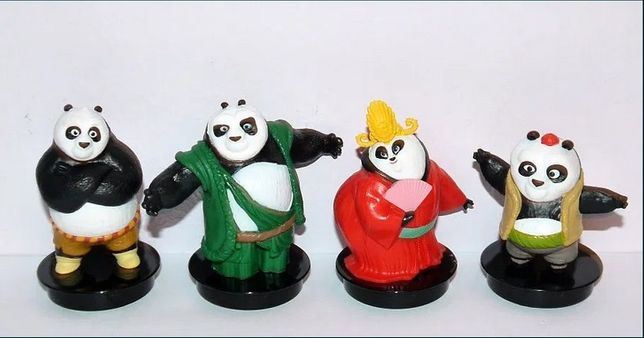 Figurki kinowe -kompletne serie