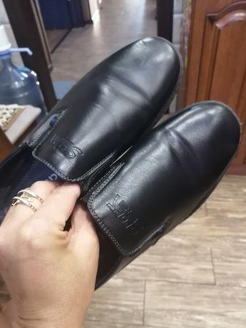 Туфли кожа мальчик