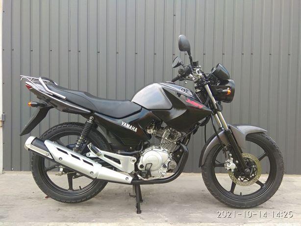 Yamaha YBR 125i ідеальний!