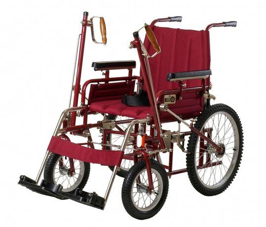 рычажная прогулочная коляска дккс-4