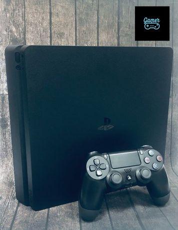 Без предоплаты Playstation 4 Slim 1tb, гарантия Плейстейшен 4 слим