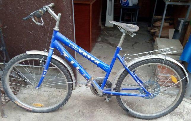 Велосипед vespa, под восстановление. Уже без торга, мешает немного