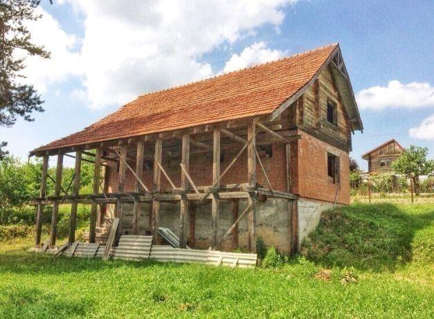 Затишний будинок + 11,5сот в Бірки (Рокитне-Буковина)