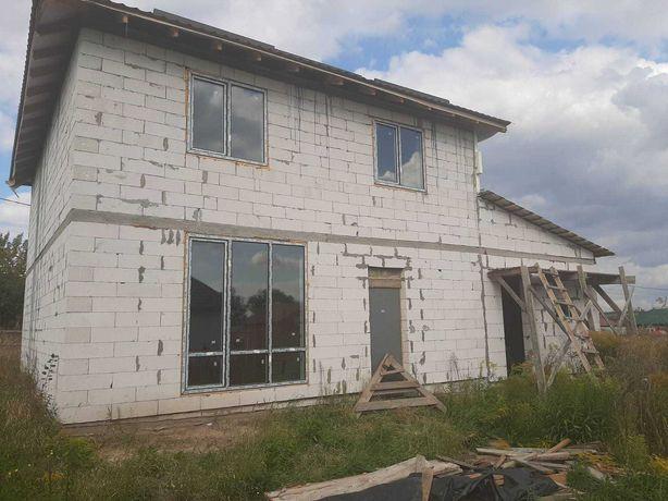 Будинок 120 м.кв. + 40 м.кв. гараж, 6 соток Тарасівка