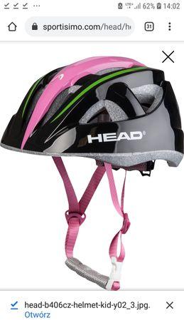 Kask rowerowy head kid roz  xs-s