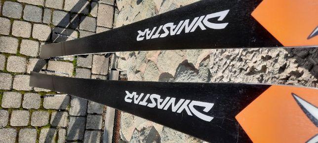 Narty skiturowe Dynastar Legend + buty Lowa+ foki - Zestaw