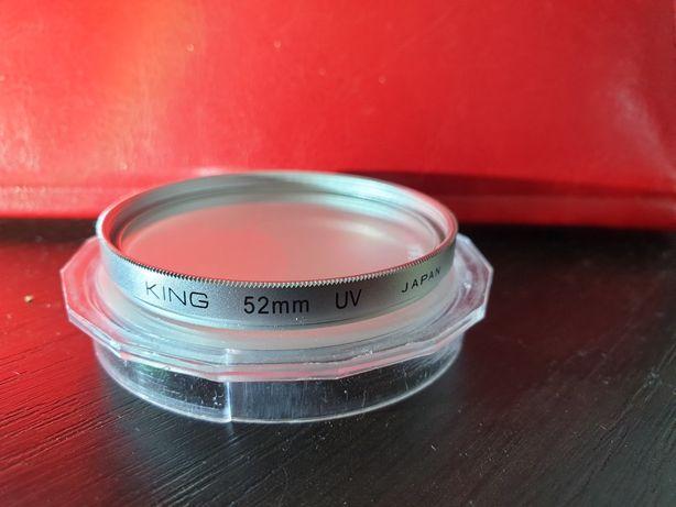 Filtr UV 52mm King